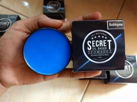 SECRET POMADE OILBASED 60GR