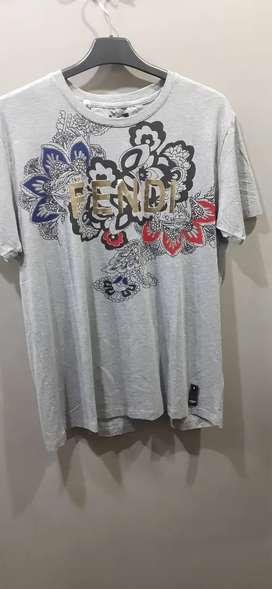 FENDI Made In P.R.C T-Shirt