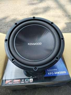 Kenwood 12inch new (amin audio)