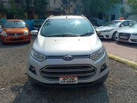 Ford Ecosport EcoSport Trend 1.5 TDCi, 2015, Diesel