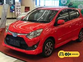 [Mobil Baru] Toyota Agya 2019 Dp 10 JTan