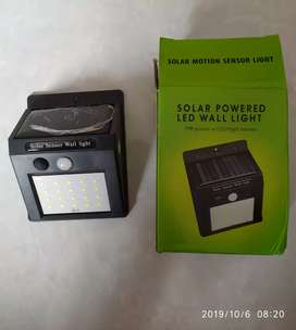 Lampu Solar Cell