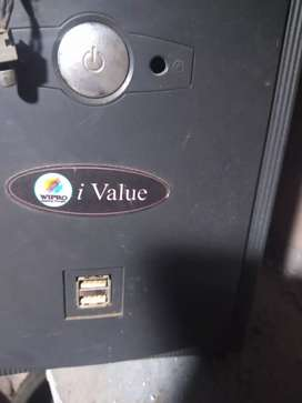 Cpu good condition only power button tute h