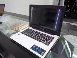 Jual Laptop ASUS X453SA Intel Processor N3050 up to 2,58Ghz