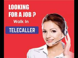 required 20 female Telecaller