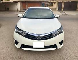 ***TOYOTA COROLLA GLI*** Model 2016 on easy installment