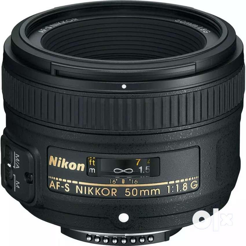 Nikon 50mm 1.8 0