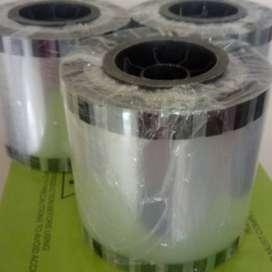 PLASTIK CUP SEALER / TUTUP GELAS PLASTIK ROLL SEALER +-2000 PCS
