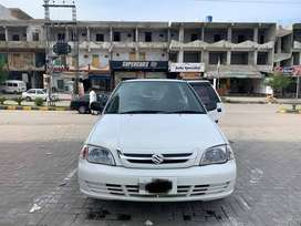 Suzuki Cultus VXL 2015 we just provide you financial services