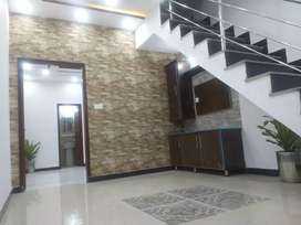 Less than 3 Marla Furnished New House For Sale in Marghzar Colony