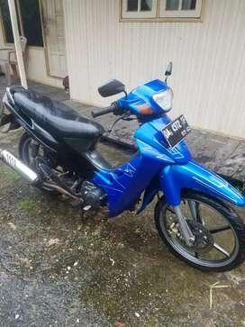 Shogun R 110 restoration hidup siap jalan