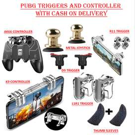 PUBG and Call of Duty Triggers Controller Sleves with FREE DELIVERY