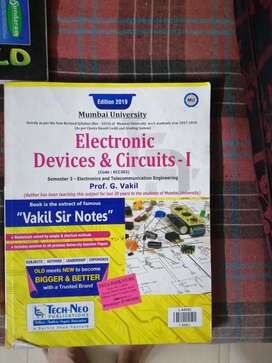 Techmax Edc1... Electronic device and circuits 1
