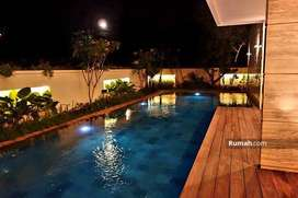 Dijual Rumah di Lebak Bulus Jakarta Selatan 4 Kmr 400m2 Mewah Classy