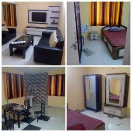Fully furnished 2bhk dhaiya