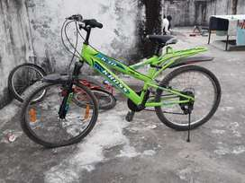 K30 Kross bicycle working 18 gear with working soccer 2 month old