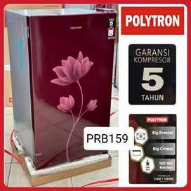 Kulkas Polytron 1 Pintu PRB159