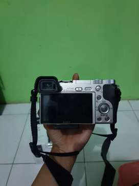 Sony a6000 mirrorless kamera