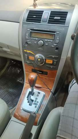 Toyota Corolla Altis Top Model Petrol Automatic in Mint Condition