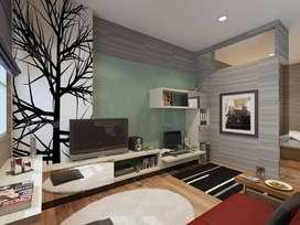 Bulanan Apartemen Menteng Square 2 BR Murah