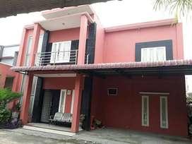 dijual rumah dlm komplek Mutiara asoka uk 155 mtr