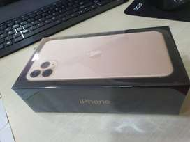 iphone 11 pro max 256 gb gold seal pack indian