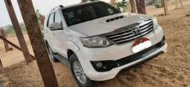Toyota Fortuner 2014 Diesel 140059 Km Driven
