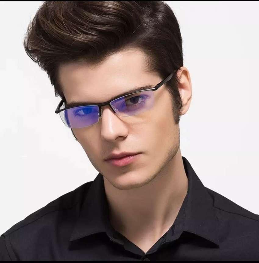 Kacamata anti radiasi KATELUO original pria wanita 0