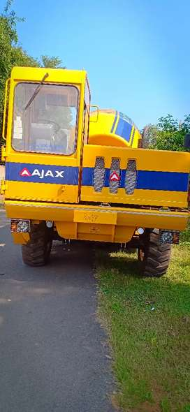 Ajax machine Agro 4000 for monthly basis