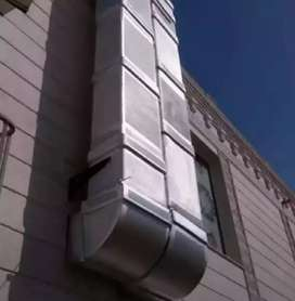 Ducting in Pakistan