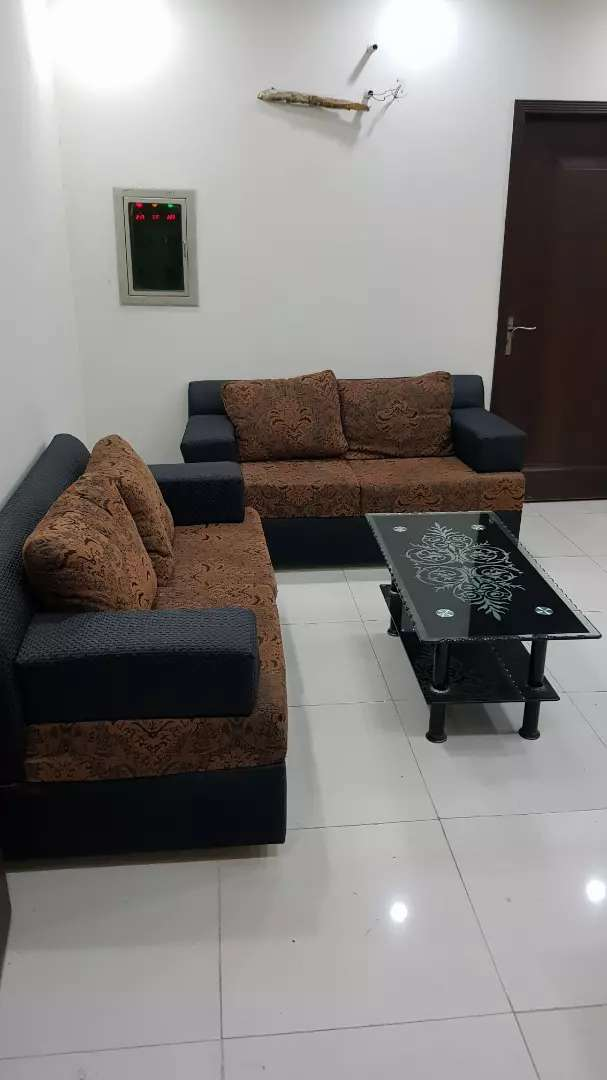1 bed furnished flat daily weekly & monthly Basis 0