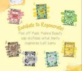 masker organik (organic face mask)