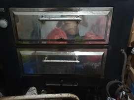 Dijual Cepat Oven Gas Daichi 2 Pintu