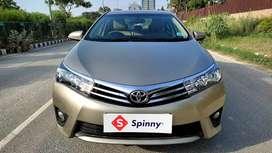 Toyota Corolla Altis, 2016, Petrol