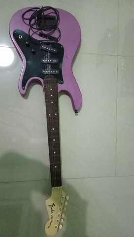 Dijual gitar listrik yamaha