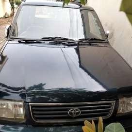 Jual cepat mobil Toyota Kijang LSX diesel th. 98