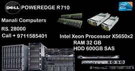 Dell PowerEdge R710 2U rack Server