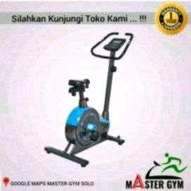 "Alat Fitness SEPEDA STATIS BIKE ""Sports At Home"" Master Gym ID#6159"