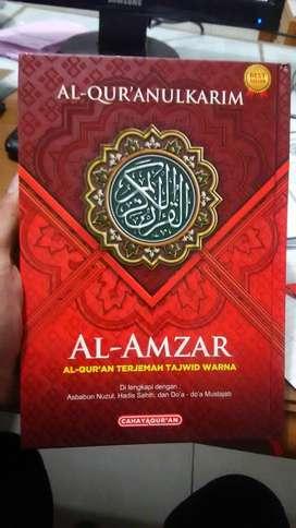 Al Quran Terjemah Tajwid Warna