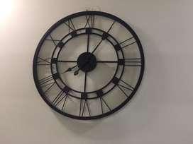 Latest wall clock size 55cm x 52cm