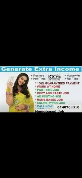 From home as a part time for time earn up to 15 K weekly...