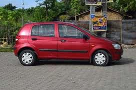 Hyundai Getz, 2007, Petrol