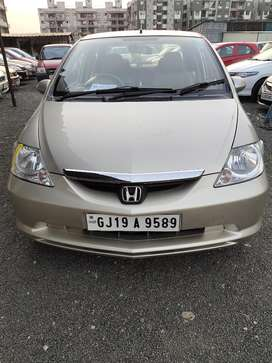 Honda City 1.5 S MT, 2004, Petrol