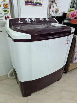 LG semi auto washing machine for sale