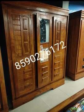 Factory sale-Nilambur Teak wardrobe