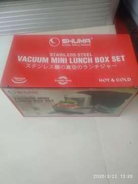 vacuum mini lunch box