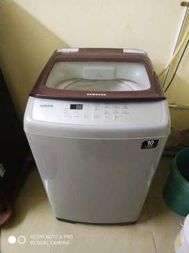 Fully automatic samsung washing machine