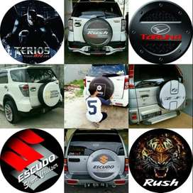 Cover/Sarung Ban serep/ROCKY/Rush/Taruna Escudo Dll Now Mari di order