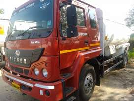 Tata motors bs4 oil tanker