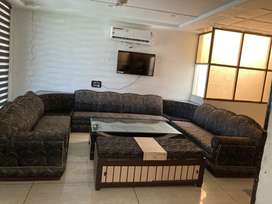 10 seatter  sofa pure wodden sofa in good condition